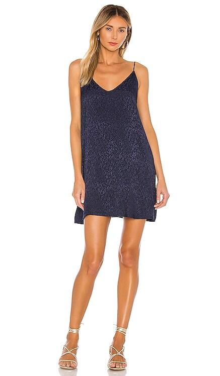 Penelope V Back Slip Dress Nation LTD $172 BEST SELLER