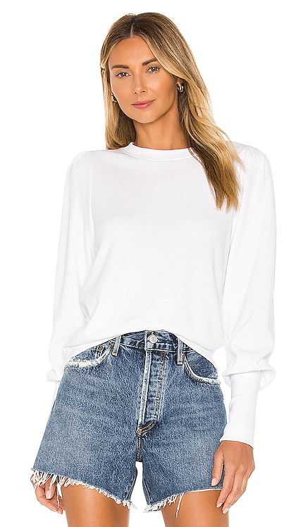 Bethany Puff Sleeve Sweatshirt Nation LTD $154 BEST SELLER