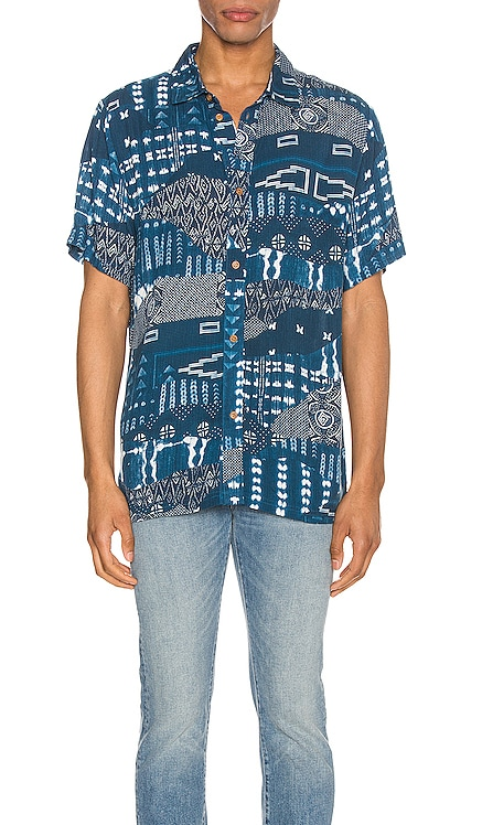 Naja Short Sleeve Shirt Native Youth $46