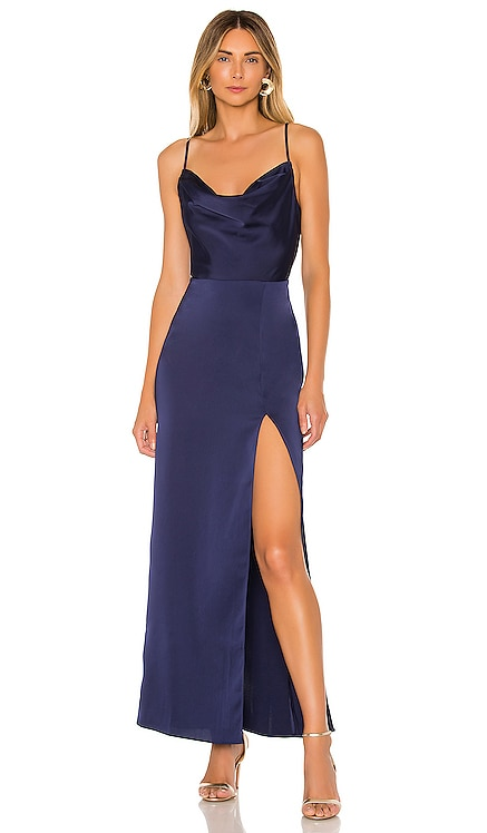 Lila Gown NBD $228 BEST SELLER