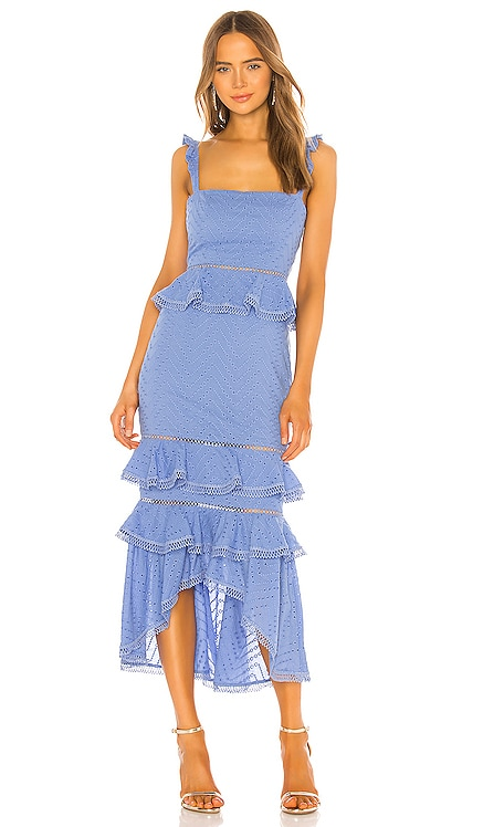 Haze Midi Dress NBD $248