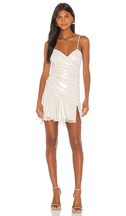 Warp Speed Mini Dress NBD $188