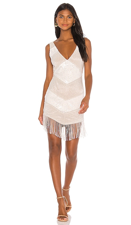 Larissa Embellished Mini Dress NBD $488