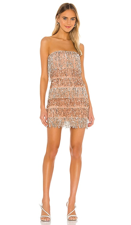 Codi Embellished Mini Dress NBD $385 NEW ARRIVAL