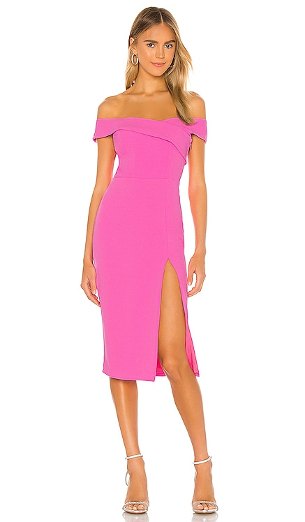 Stacey Midi Dress NBD $125