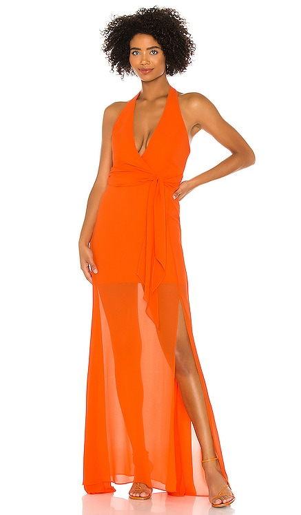 Victoria Gown NBD $238 NEW