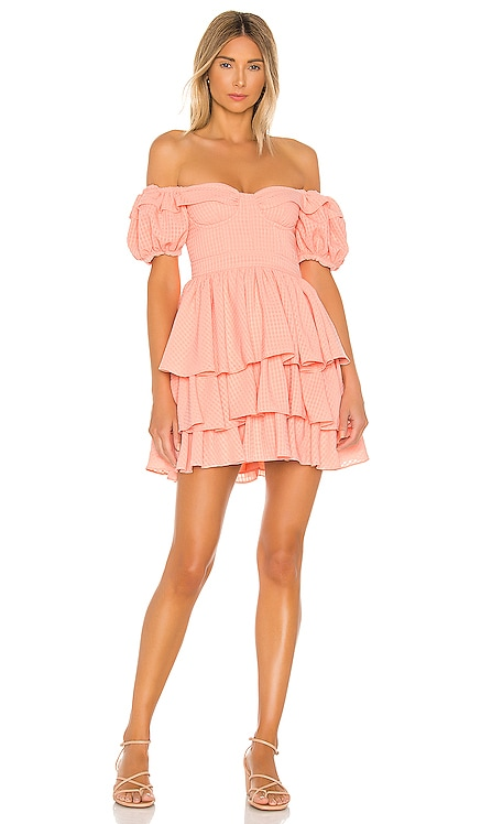 Safia Mini Dress NBD $258