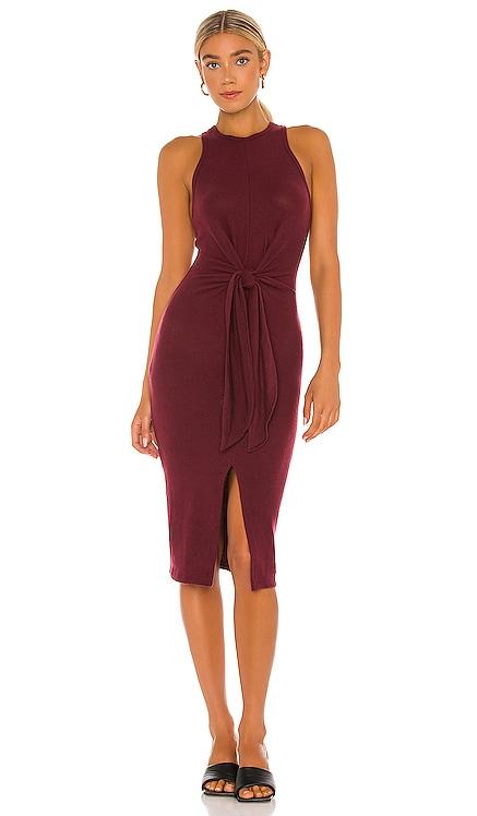 Waist Tie Tank Dress NBD $155