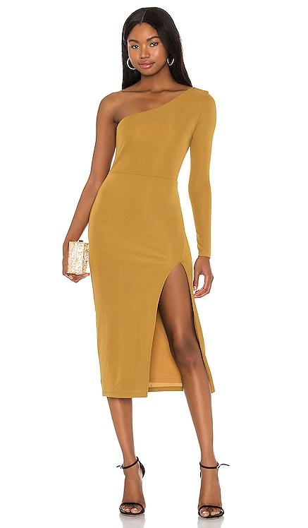 Carla Lace Up Dress NBD $111