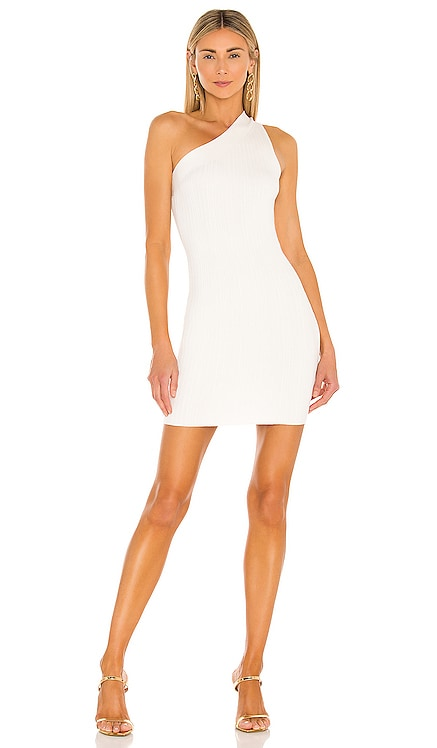Solstice One Shoulder Dress NBD $178 BEST SELLER