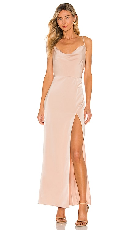 Lila Gown NBD $258 BEST SELLER