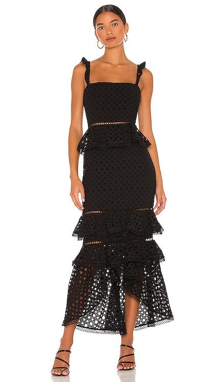 Haze Midi Dress NBD $298 NEW