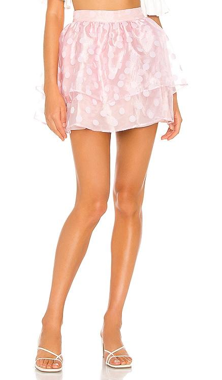 Theodora Mini Skirt NBD $178 NEW