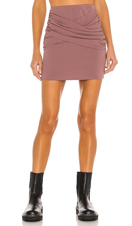 Waist Tie Mini Skirt NBD $148 NEW