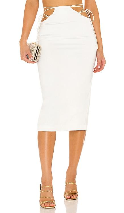 Sydnee Midi Skirt NBD $168 NEW