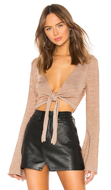 x Naven Melina Crop Top NBD $158