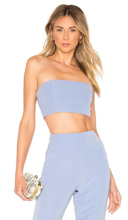 TOP CROPPED TOPAZ NBD $24