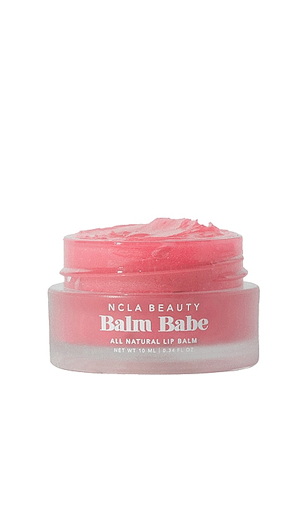 BAUME POUR LES LÈVRES BALM BABE NCLA $16