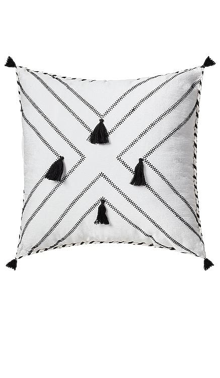 """18"""" x 18""""Carolina Tassel Pillow NFC Pillows $57 BEST SELLER"""