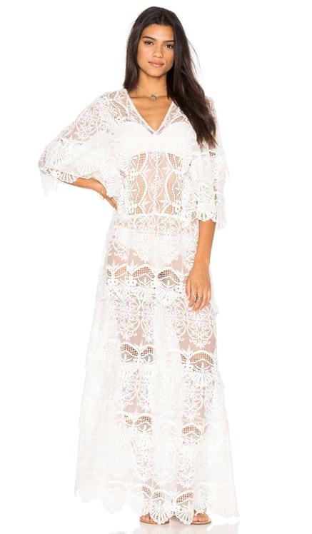 Seashell Siren Gown Nightcap $167 (FINAL SALE)