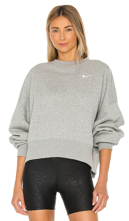 NSW Crew Fleece Trend Sweatshirt Nike $60 BEST SELLER