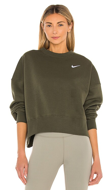 NSW Crew Fleece Sweatshirt Nike $60 BEST SELLER