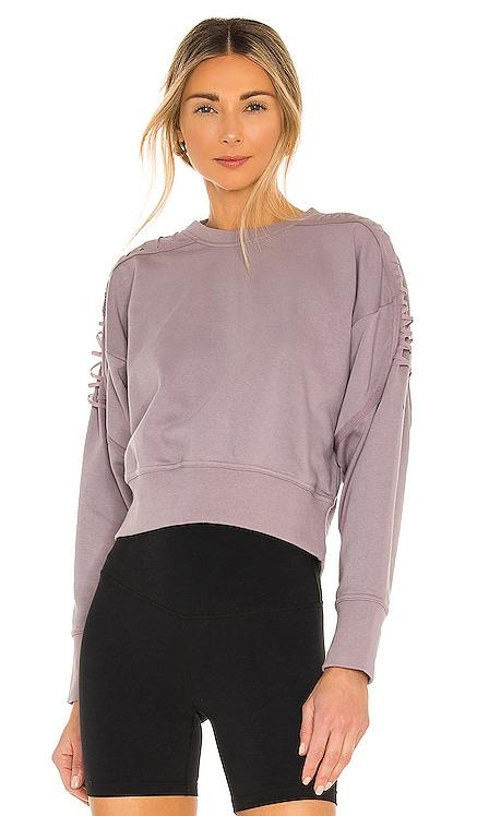 Therma Fleece Crop Sweatshirt Nike $85 NEW
