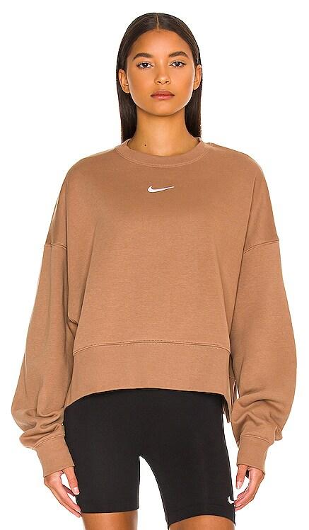 NSW Collection Fleece Crew Nike $60