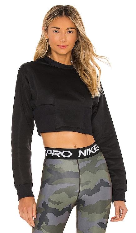 BTQ Fleece Top Nike $120 NEW