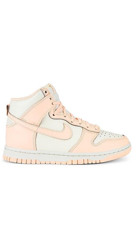 Dunk High Sneaker Nike $110 NEW