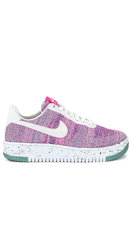 Air Force1 Crater Flyknit Sneaker Nike $110
