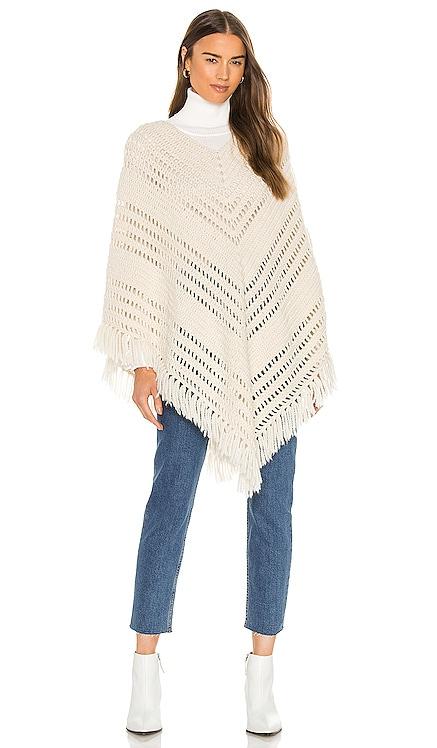 Hand Crochet Poncho NILI LOTAN $995