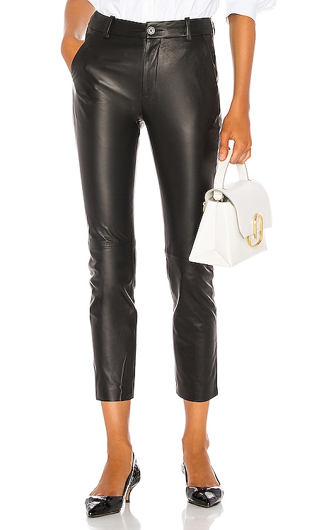 Montauk Leather Pant NILI LOTAN $1,295