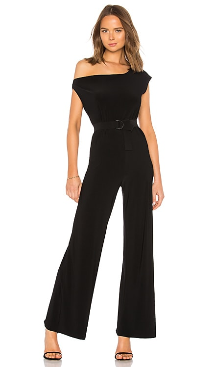 Drop Shoulder Jumpsuit Norma Kamali $165