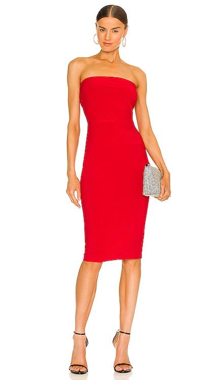 x REVOLVE Strapless Dress to Knee Dress Norma Kamali $125 BEST SELLER