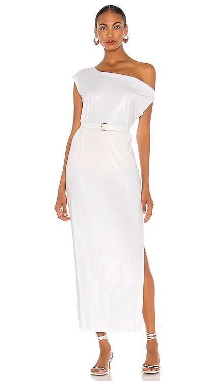 Drop Shoulder Gown Norma Kamali $195 NEW
