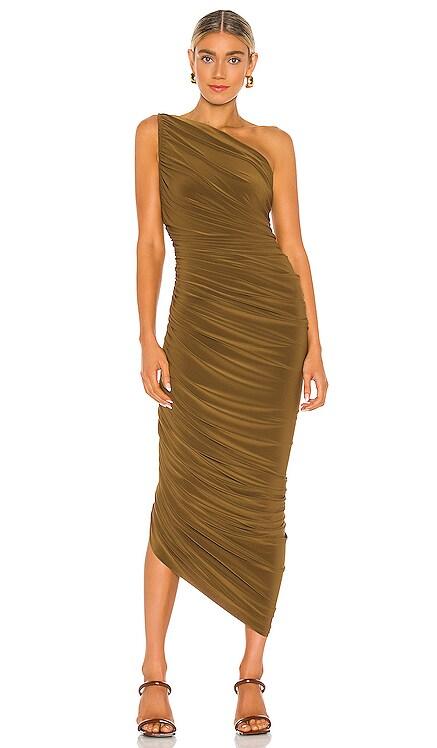 X REVOLVE Diana Gown Norma Kamali $215 NEW