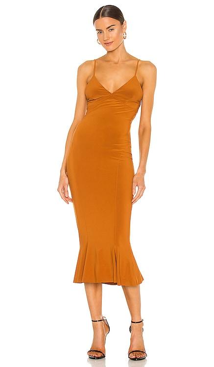 x REVOLVE Slip Fishtail Dress Norma Kamali $215 BEST SELLER