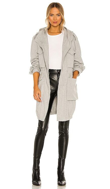 X REVOLVE Hooded Cargo Jacket Norma Kamali $345