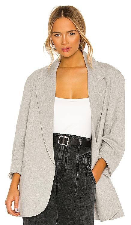 Oversized Double Breasted Jacket Norma Kamali $265 NEW