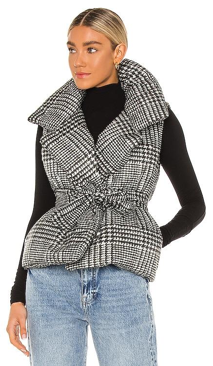Sleeveless Sleeping Bag Vest Norma Kamali $340