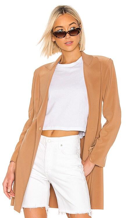 Single Breasted Jacket Norma Kamali $325