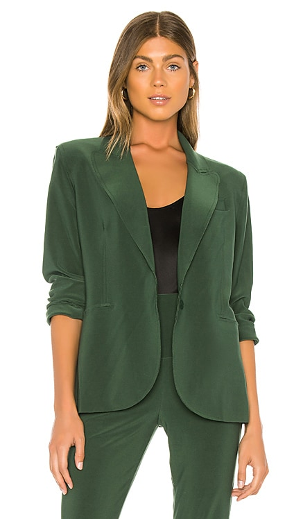 BLOUSON SINGLE BREASTED Norma Kamali $285 BEST SELLER