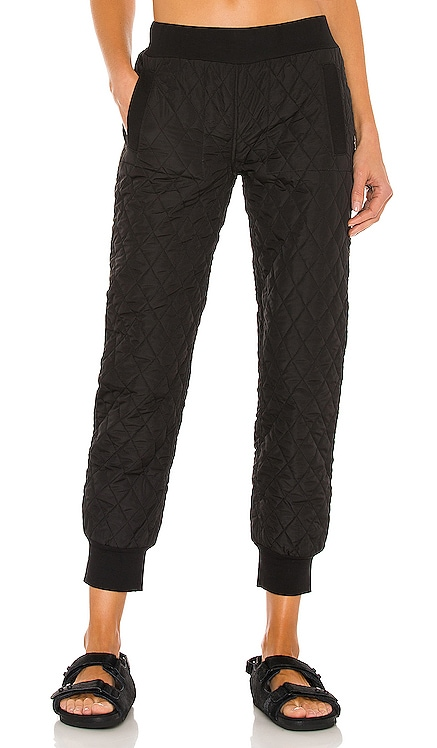 Quilted Jog Pant Norma Kamali $155