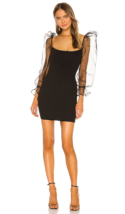 Eleganza Long Sleeve Mini Dress Nookie $229 NEW ARRIVAL