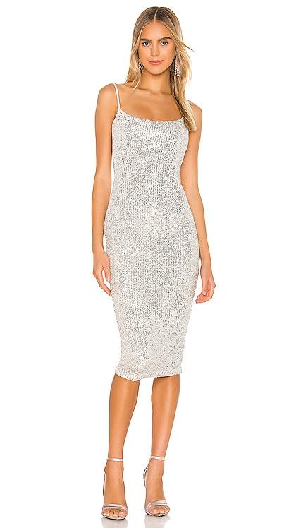 Lovers Midi Dress Nookie $299