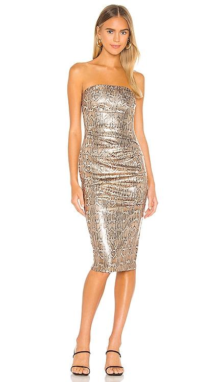 Blind Date Midi Dress Nookie $279