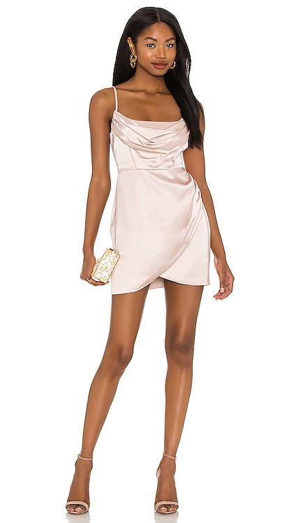 Dream Draped Mini Dress Nookie $259 BEST SELLER