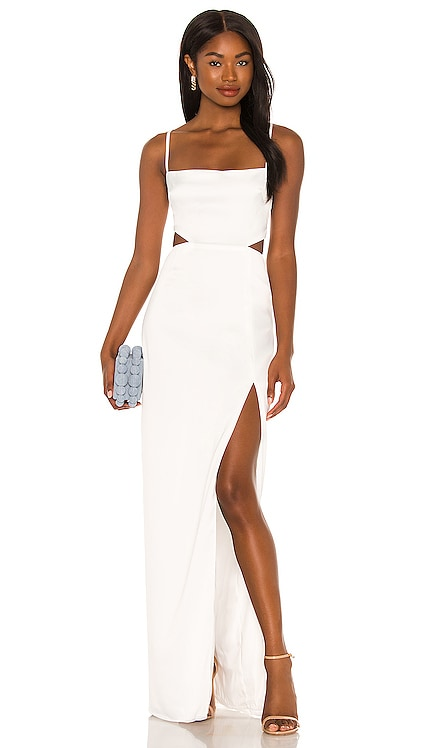 Stella Cut Out Gown Nookie $289 NEW