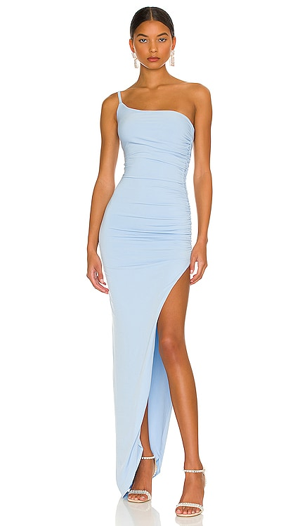 Aria One Shoulder Gown Nookie $259 NEW